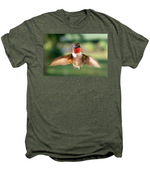 Boastful  Men's Premium T-Shirt by Bill Pevlor