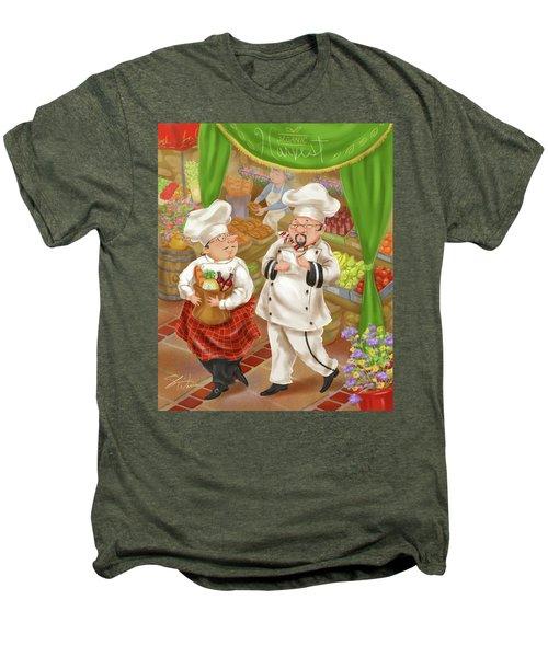 Chefs Go To Market IIi Men's Premium T-Shirt