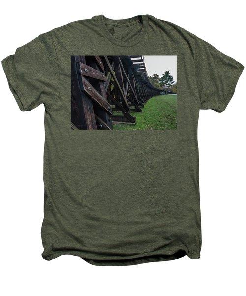 Harpers Ferry Elevated Railroad Men's Premium T-Shirt