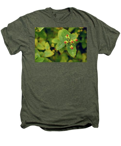 Fall Berry Men's Premium T-Shirt