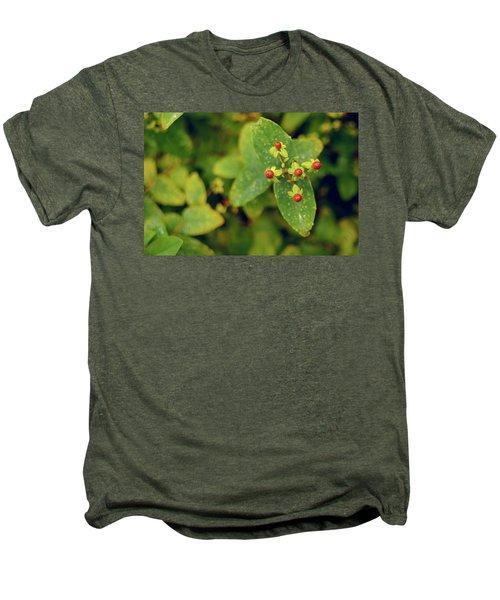 Fall Berry Men's Premium T-Shirt