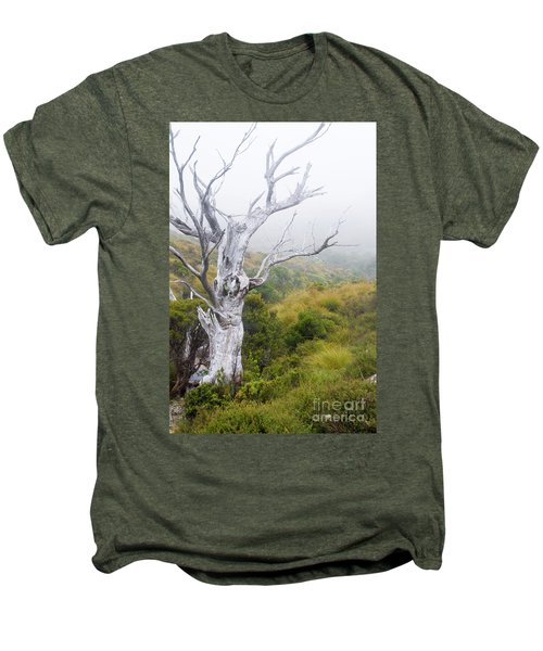 Men's Premium T-Shirt featuring the photograph Ghost by Werner Padarin