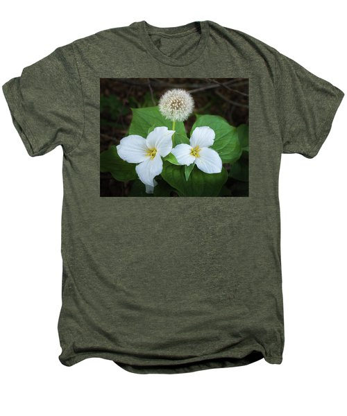 Men's Premium T-Shirt featuring the photograph Interloper by Bill Pevlor