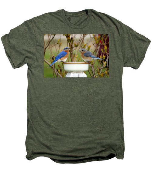 Just The Two Of Us Men's Premium T-Shirt