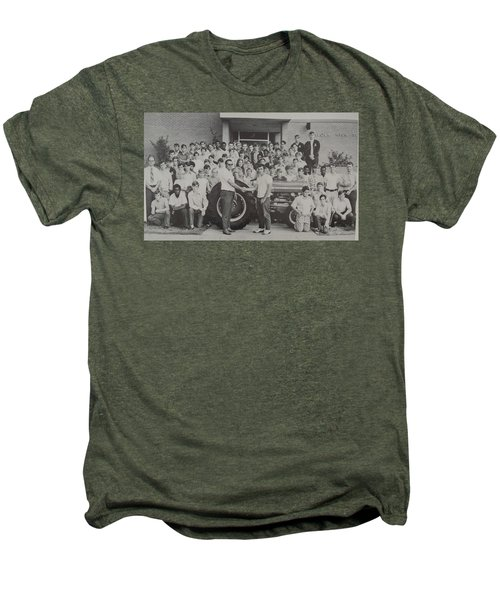 Mineola 0287 Men's Premium T-Shirt