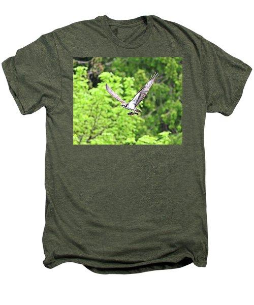 Osprey Fishing Men's Premium T-Shirt