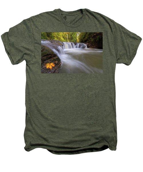 Rock Creek In Happy Valley Oregon Men's Premium T-Shirt
