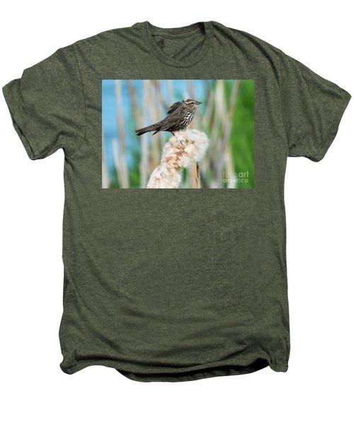 Ruffled Feathers Men's Premium T-Shirt