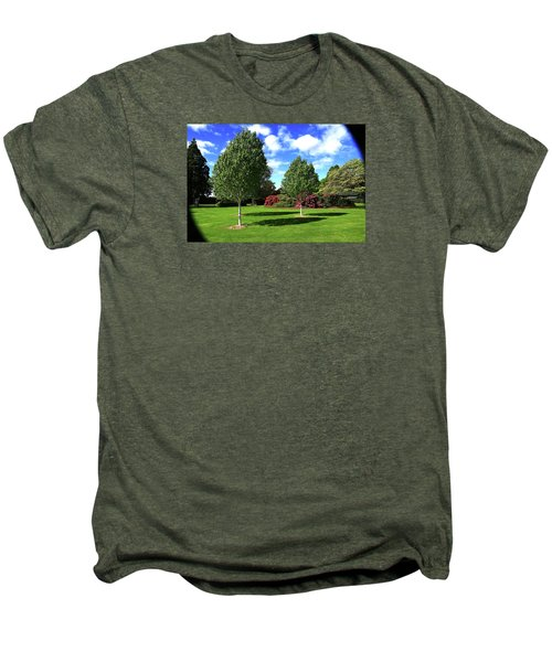 Sunshine And Shadows Men's Premium T-Shirt