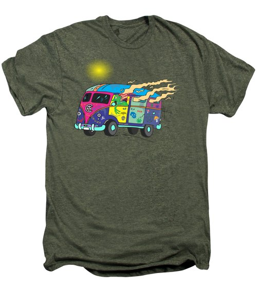 THC Men's Premium T-Shirt by Jordan Kotter