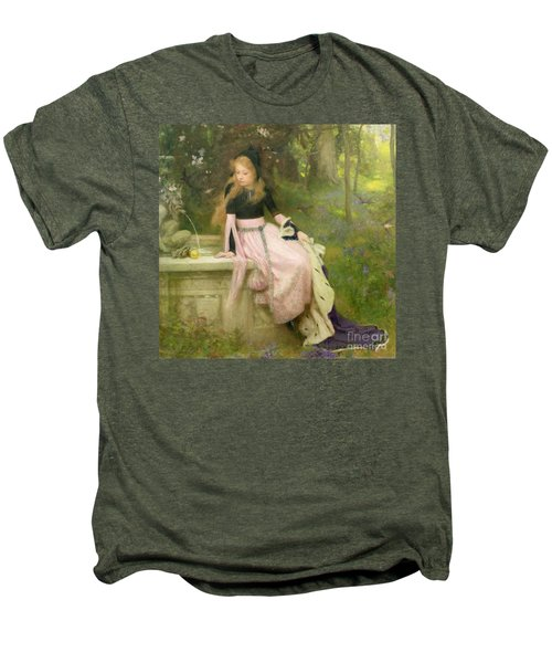 The Princess And The Frog Men's Premium T-Shirt