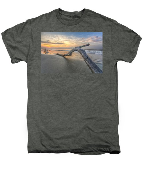 Bough In Ocean Men's Premium T-Shirt