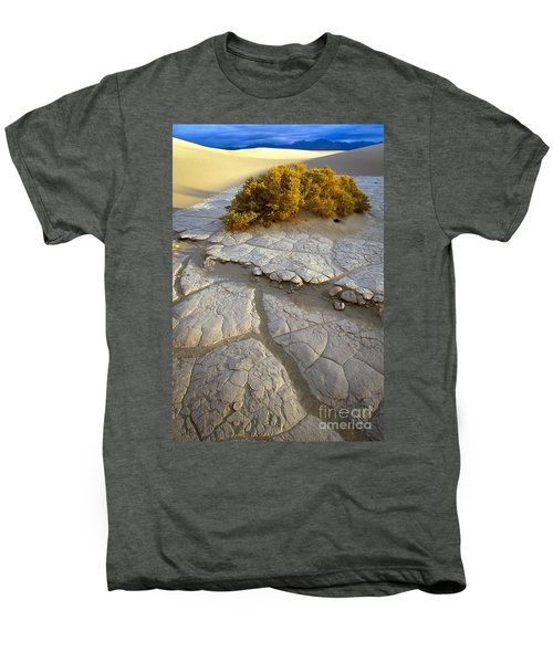 Death Valley Mudflat Men's Premium T-Shirt