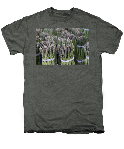 Fresh Asparagus Men's Premium T-Shirt by Mike  Dawson