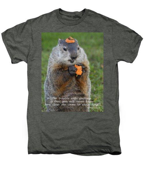 Succeeding Men's Premium T-Shirt