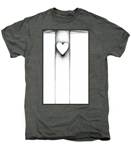 Ascending Heart Men's Premium T-Shirt