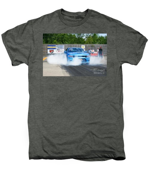 8607 06-15-2015 Esta Safety Park Men's Premium T-Shirt
