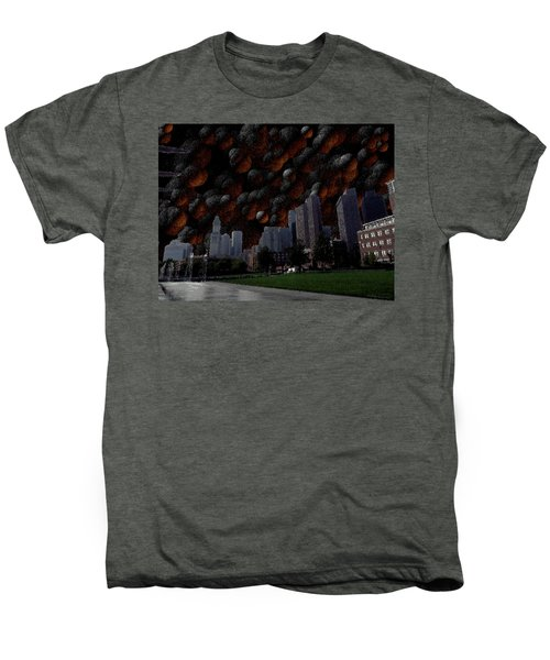 A Dimension Of Boston Rarely Seen Men's Premium T-Shirt