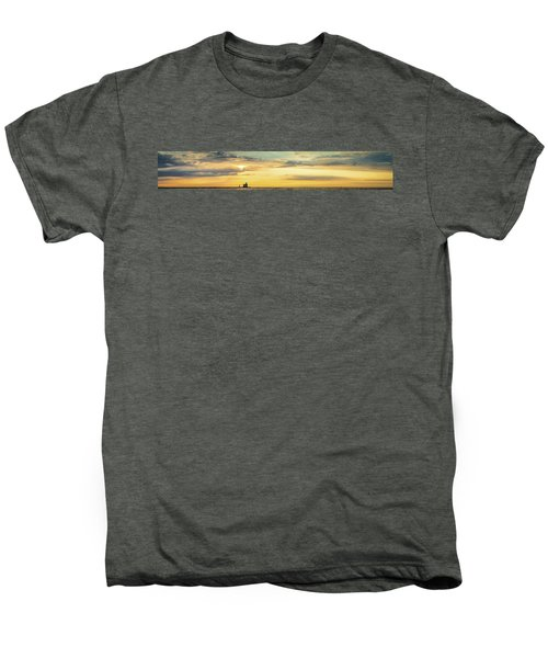 Men's Premium T-Shirt featuring the photograph Abundance Of Atmosphere by Bill Pevlor