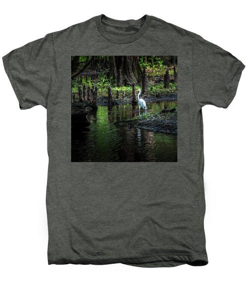 Amidst The Knees Men's Premium T-Shirt