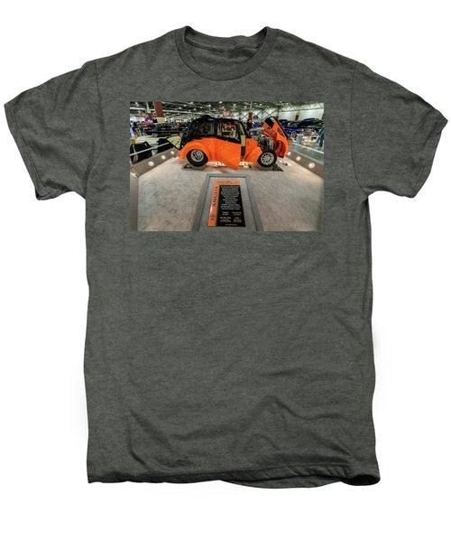 Men's Premium T-Shirt featuring the photograph Anglia by Randy Scherkenbach