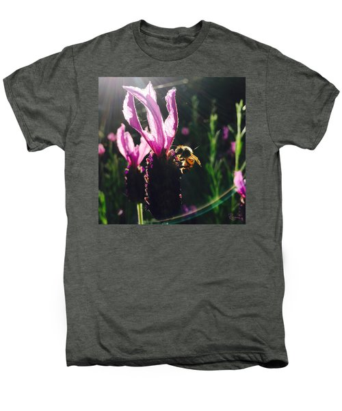 Bee Illuminated Men's Premium T-Shirt