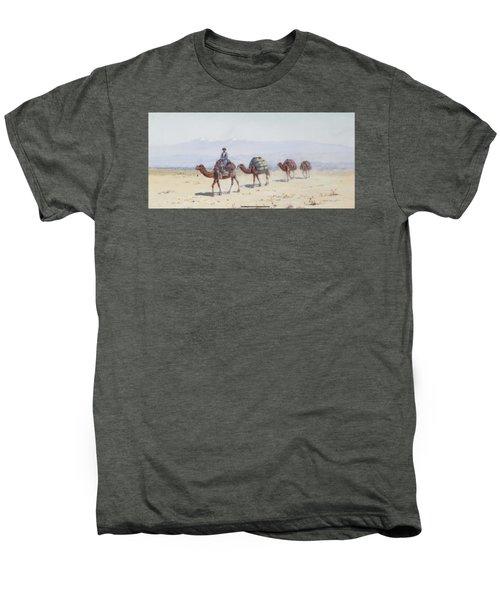 Cavalcade Men's Premium T-Shirt