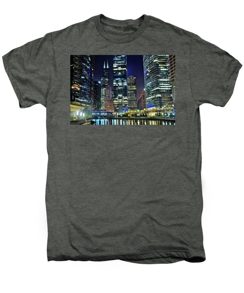 Chicago Towers 2017  Men's Premium T-Shirt