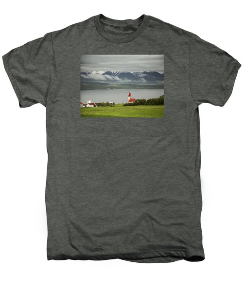 Church In Akureyri Men's Premium T-Shirt