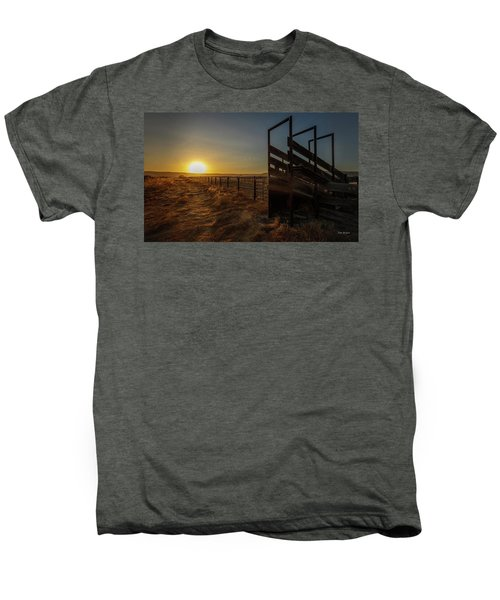 Clear Day Coming Men's Premium T-Shirt