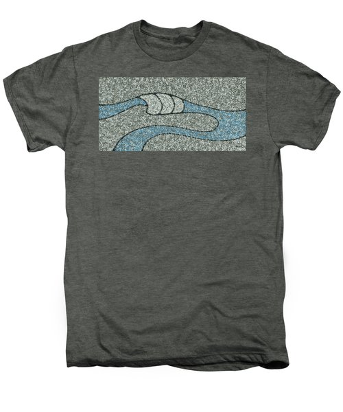 Dream Wave Men's Premium T-Shirt
