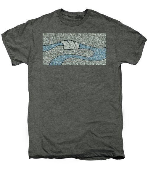 Dream Wave Men's Premium T-Shirt