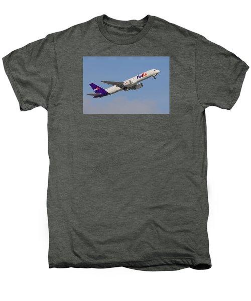 Fedex Jet Men's Premium T-Shirt