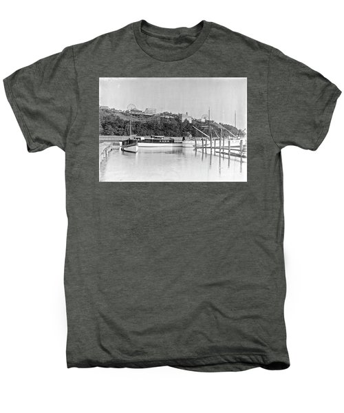 Fort George Amusement Park Men's Premium T-Shirt