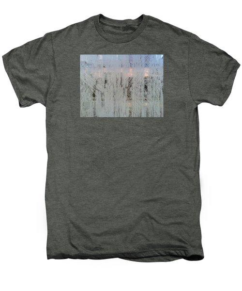 Frozen Window Men's Premium T-Shirt