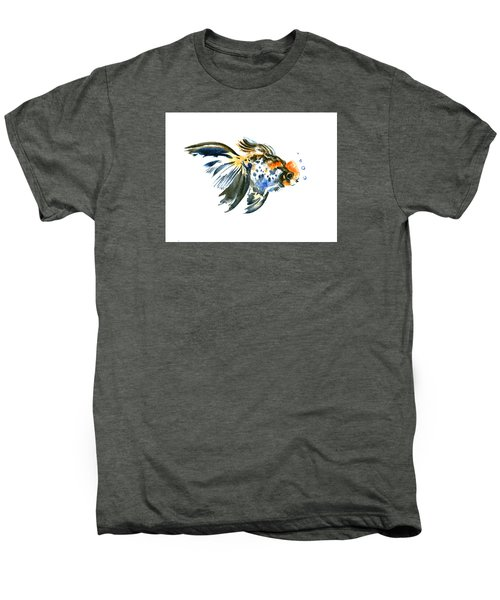 Goldfish Men's Premium T-Shirt by Suren Nersisyan