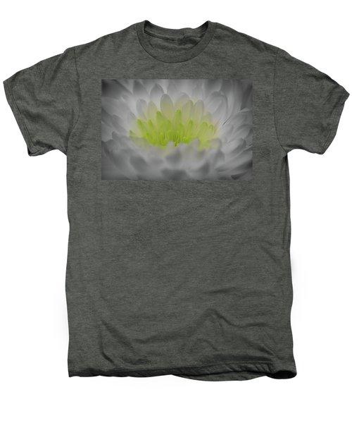 Golden Glow Men's Premium T-Shirt