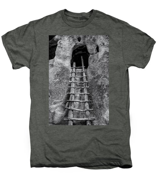 Into The Alcove Men's Premium T-Shirt by Gary Lengyel