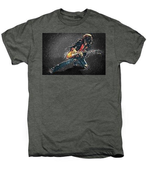 Joe Perry Men's Premium T-Shirt