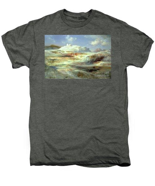 Jupiter Terrace Men's Premium T-Shirt