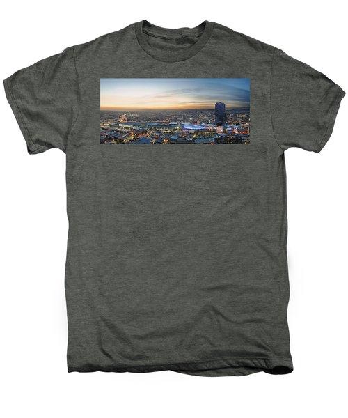 Los Angeles West View Men's Premium T-Shirt
