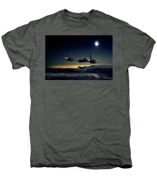 Midnight Rider Men's Premium T-Shirt