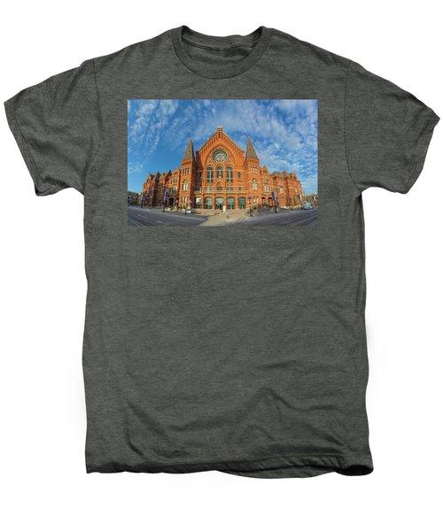 Music Hall Men's Premium T-Shirt
