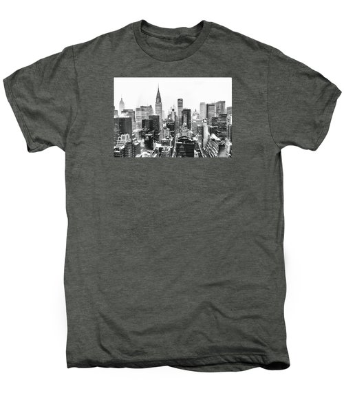 Nyc Snow Men's Premium T-Shirt