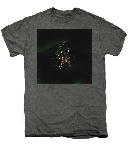 Orb Weaver Men's Premium T-Shirt