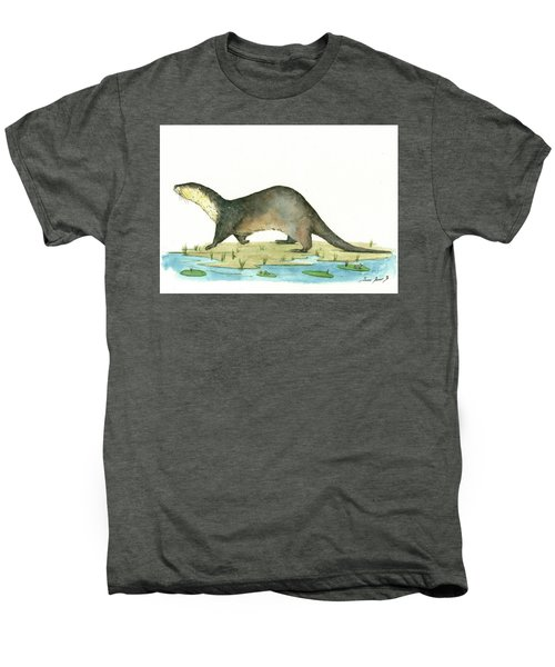 Otter Men's Premium T-Shirt