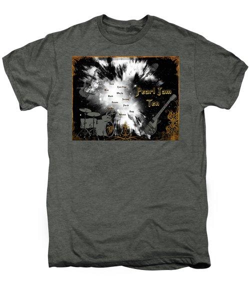 Pearl Jam Ten Men's Premium T-Shirt