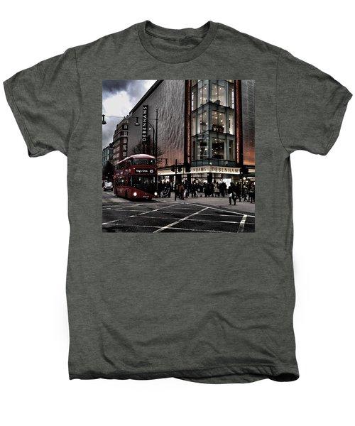 Piccadilly Circus Men's Premium T-Shirt