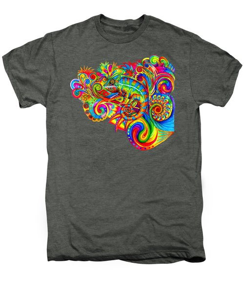 Psychedelizard Men's Premium T-Shirt