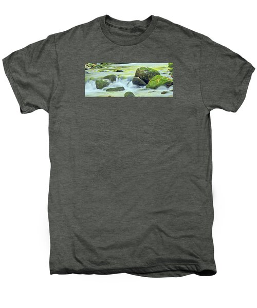 Running Water Men's Premium T-Shirt